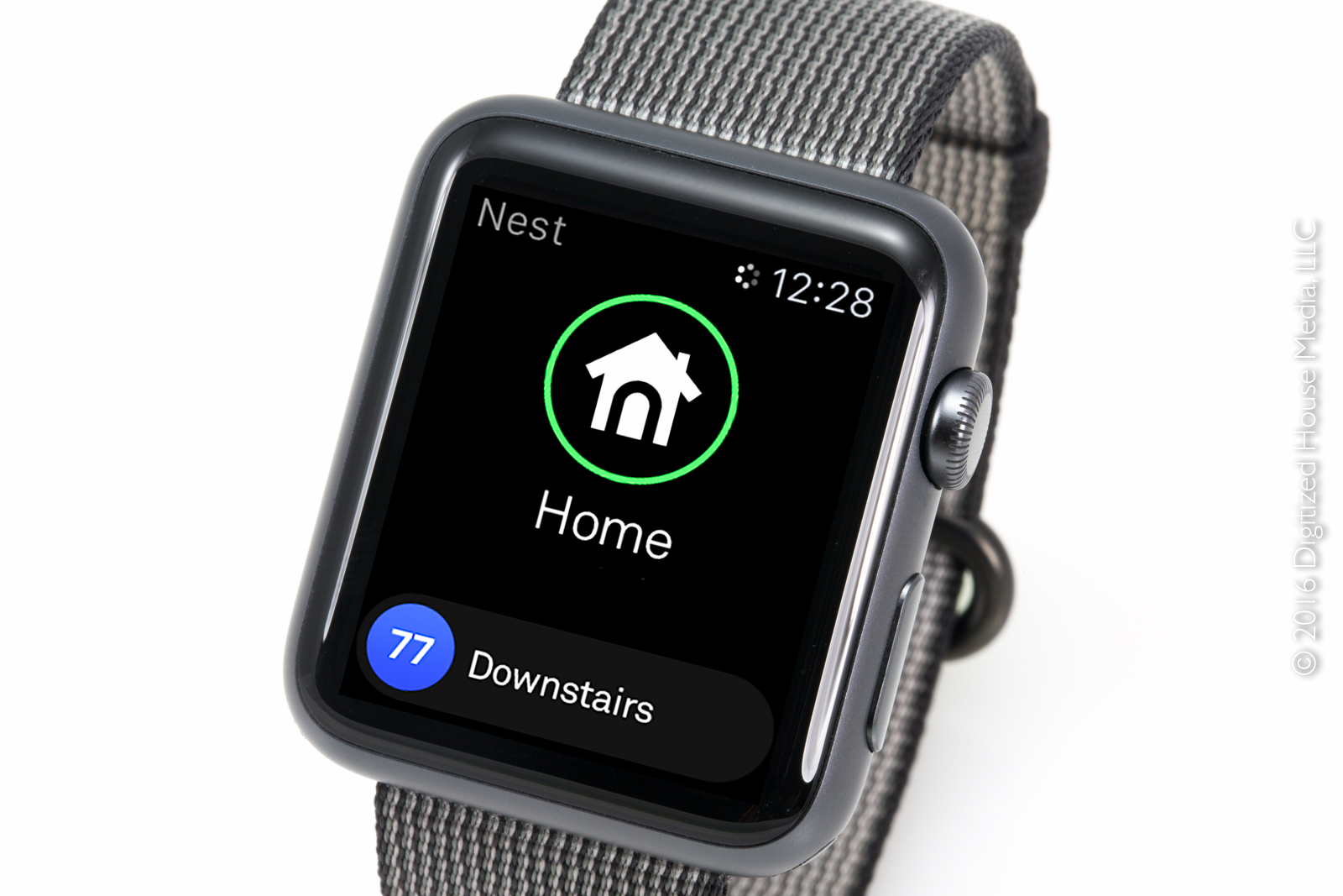 Nest app embraces Apple Watch