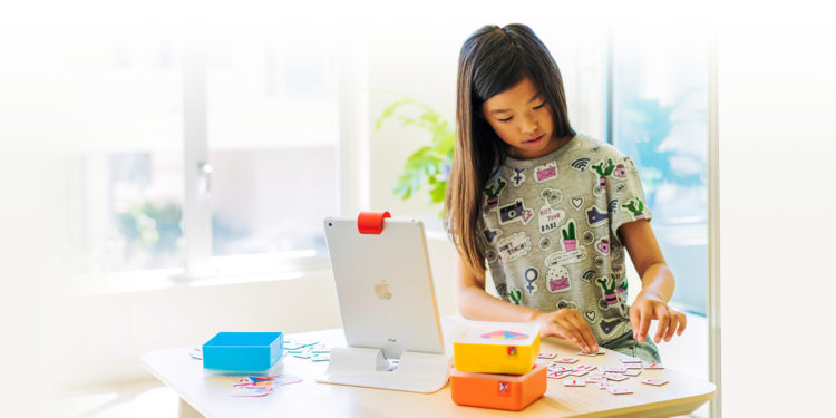 Day 7 of 12 Smart Gifts: Osmo Genius Kit. Image: Osmo.