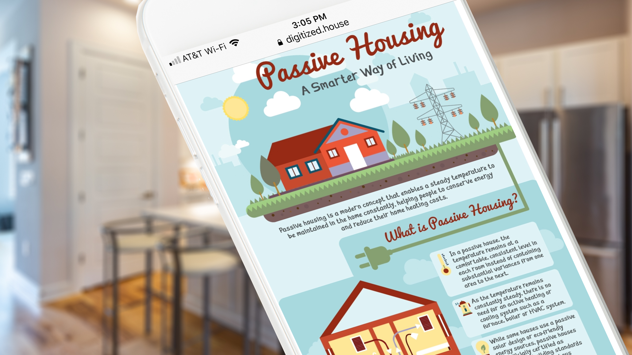 Infographic: Passive Housing | A Smarter Way of Living