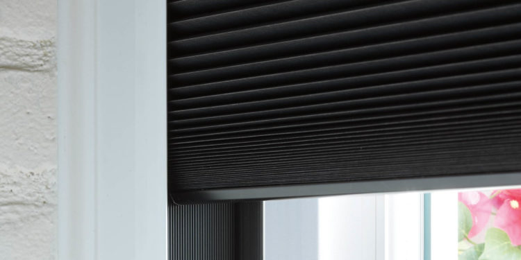 Hunter Douglas Duette Lightlock cellular honeycomb shades. Image: Hunter Douglas.