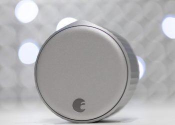 The August Wi-Fi Smart Lock. Image: Digitized House.